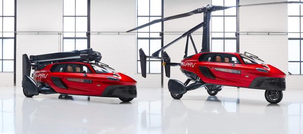 Is de vliegende wagen de toekomst?