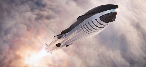 Marsraket van SpaceX maakt ditmaal wél succesvolle landing