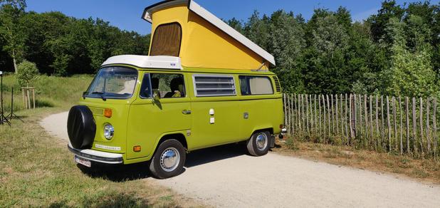 Vacances idéales et originales de déconfinement: le combi VW Westfalia