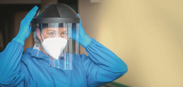 Covid en Belgique: le nombre de patients hospitalisés toujours en légère baisse
