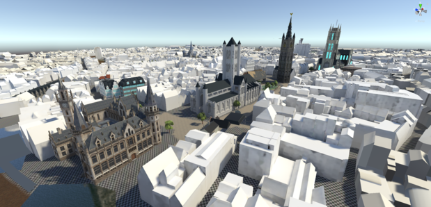 Ghent Theft Auto: een virtuele wereld als alternatief voor de Gentse Feesten