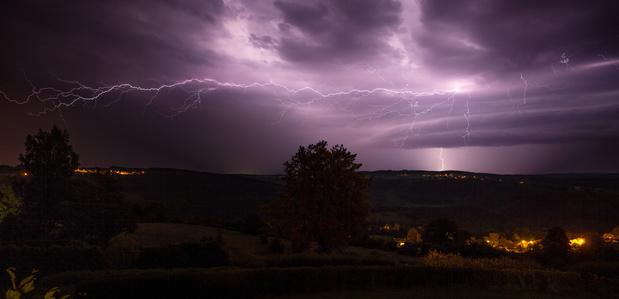 Un risque de tempête ce dimanche en Belgique