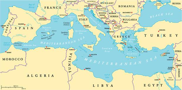 Un continent millénaire englouti sous l'Europe refait surface