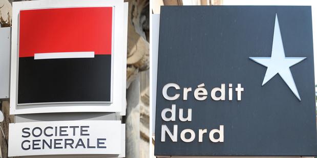 La fusion Société Générale/Crédit du Nord en France coûtera la suppression de 3.700 postes d'ici 2025