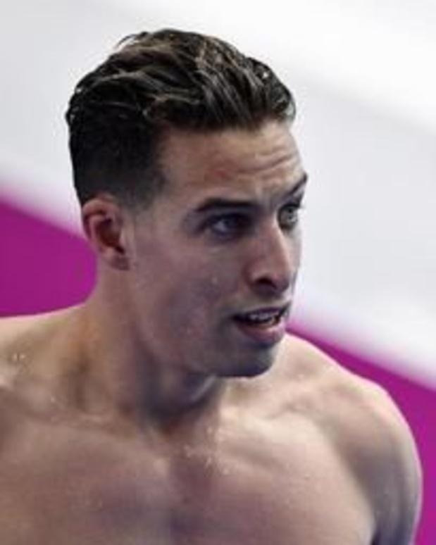 Champions Swim Series - Pieter Timmers snelt in Guangzhou naar winst in 100m vrij