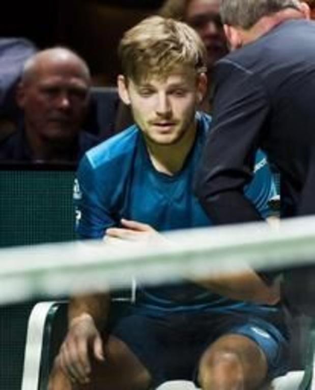 David Goffin sort du top-20, Roger Federer repasse devant Dominic Thiem