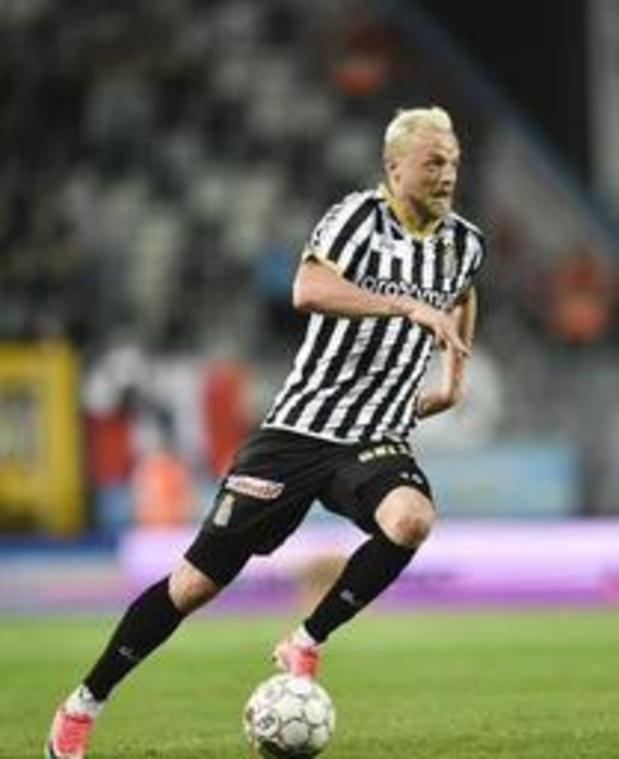 David Pollet (RSC Charleroi) transféré au Gazelec Ajaccio à titre définitif