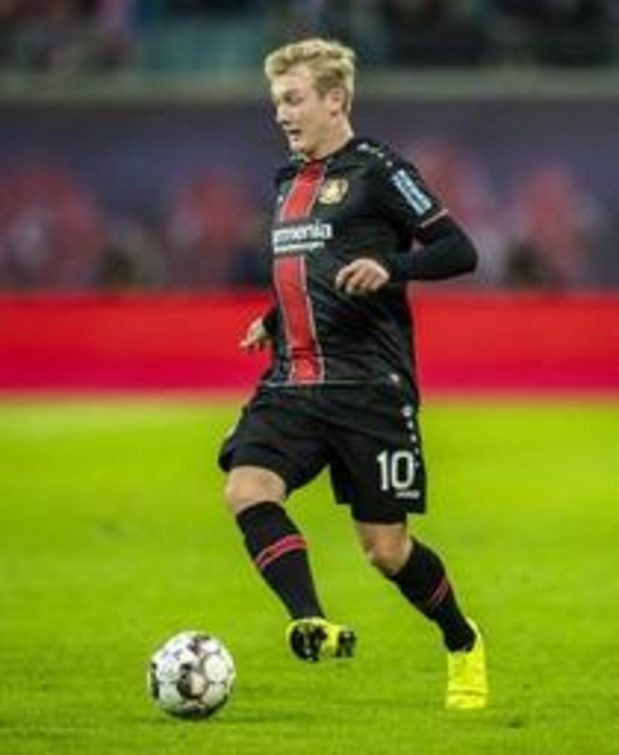 Après Nico Schulz et Thorgan Hazard, le Borussia Dortmund recrute Julian Brandt