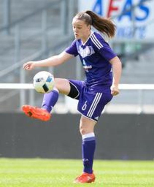 Anderlecht behaalt tweede overwinning