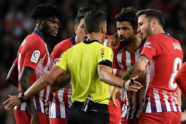 Diego Costa suspendu huit matchs