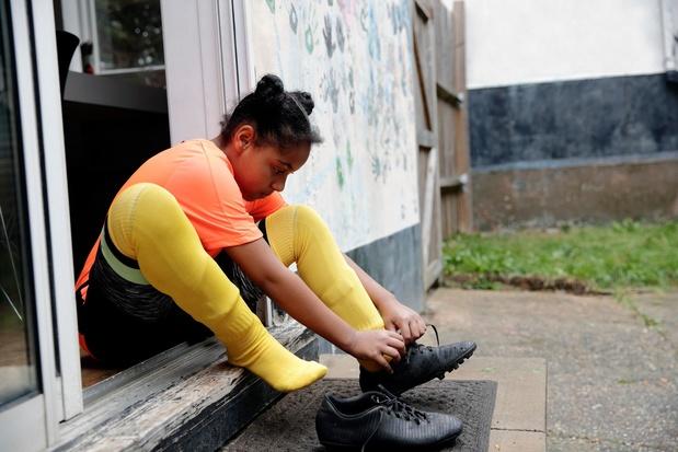 Meisjes sporten zich een weg naar gelijkheid