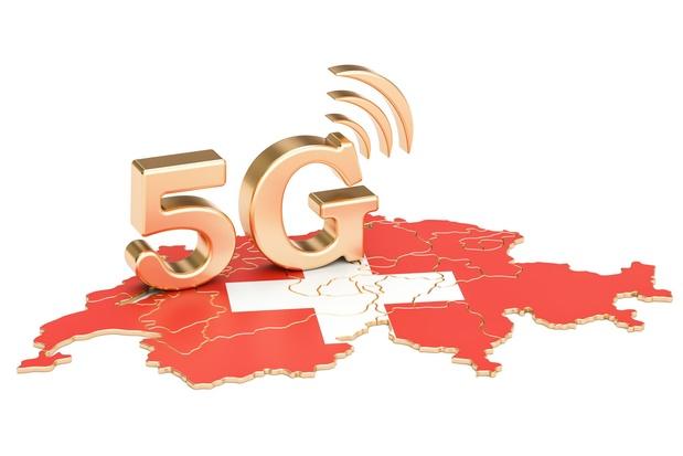 Zwitserland rolt eerste commerciële 5G-netwerk in Europa uit