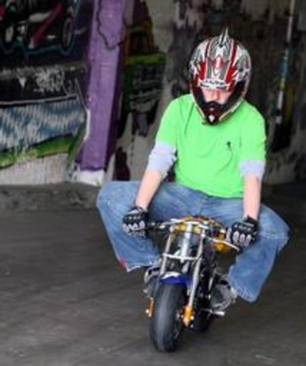 Une nouvelle campagne wallonne pour sensibiliser à la présence accrue des motos
