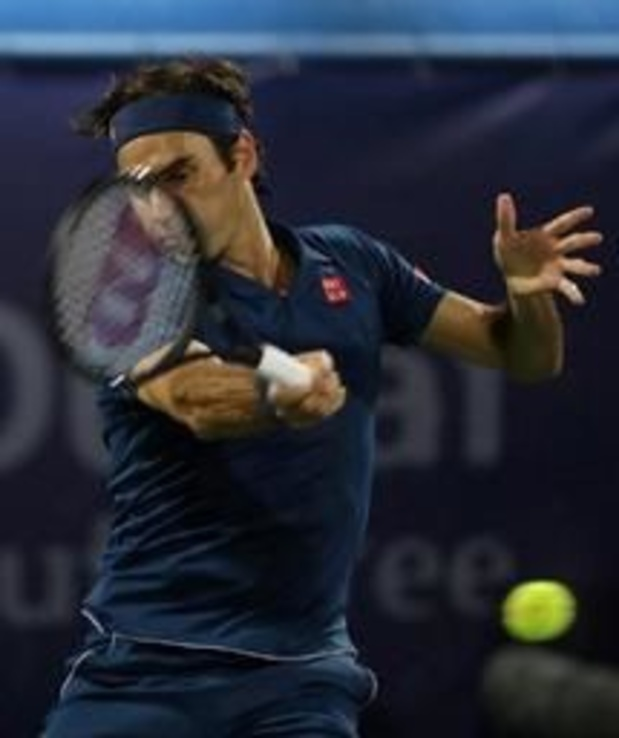 ATP Miami - Roger Federer verslaat John Isner in finale