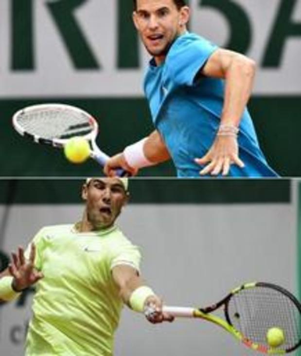 Roland-Garros - Rafael Nadal et Dominic Thiem se retrouvent en finale de Roland-Garros