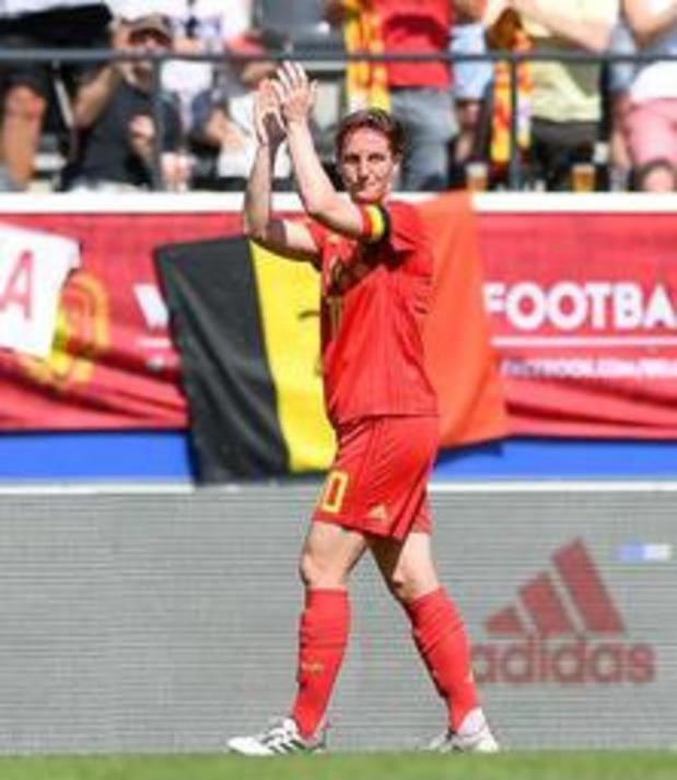 Les Red Flames dominent la Thailande pour les adieux d'Aline Zeler