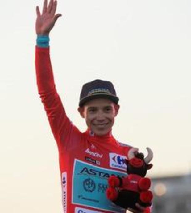 """Vuelta - Lopez is eerste leider: """"Heel goede start"""""""
