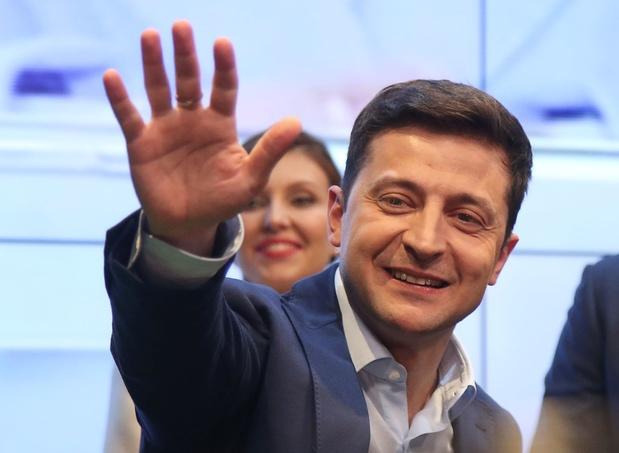 """Ukraine: Volodymyr Zelensky veut """"relancer"""" le processus de paix impliquant la Russie"""