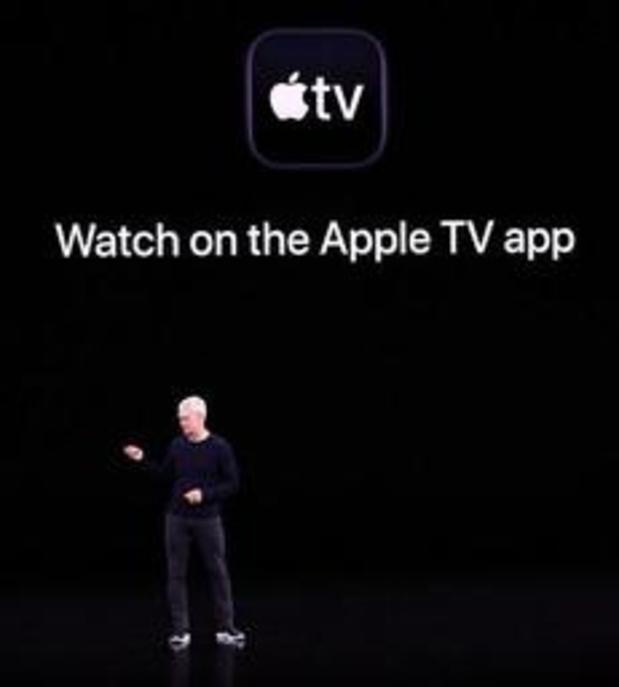 Apple lanceert Netflix-concurrent op 1 november