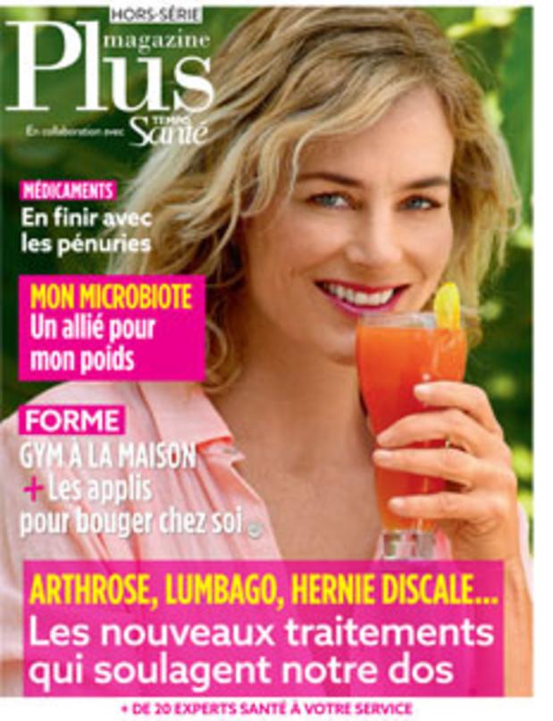 Notre Hors-Série Plus Santé, une édition thématique exclusive.
