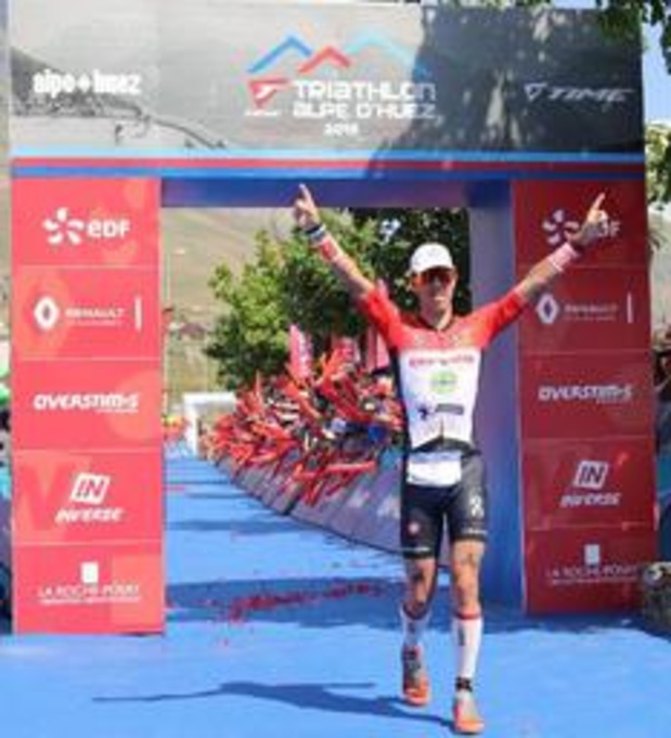 Ironman Lanzarote - Le jour de ses 40 ans, Frederik Van Lierde s'offre l'Ironman de Lanzarote