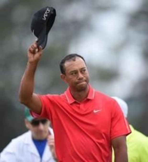 La victoire de Tiger Woods saluée unanimement