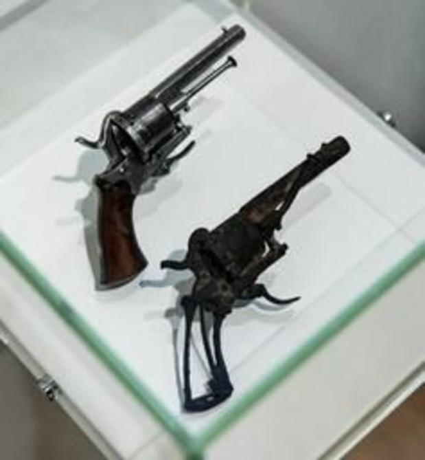 Mogelijke zelfmoordwapen Van Gogh wordt geveild