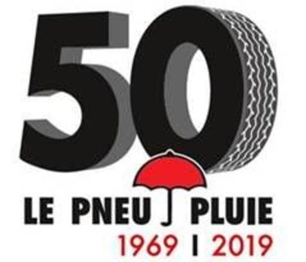 Le pneu pluie Uniroyal fête ses 50 ans