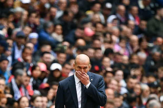 Zidane : objectif Liga