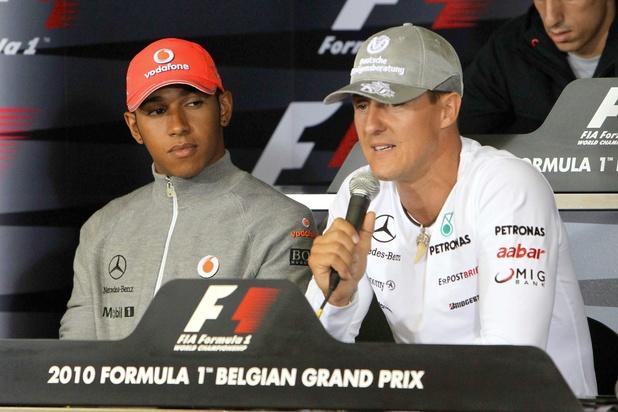C'est à Spa que Lewis Hamilton a décidé de devenir pilote de Formule 1