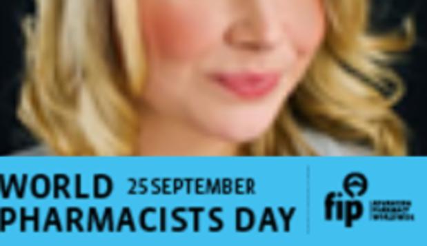 Werelddag van de apotheker op 25 september