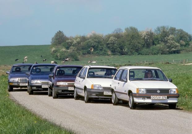 Trente ans de pot catalytique chez Opel