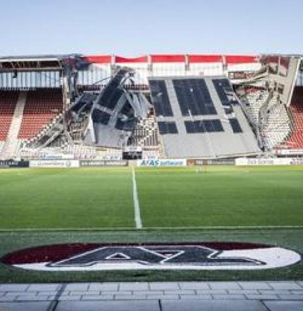 Europa League - AZ wijkt voor duel met Antwerp uit naar stadion van FC Twente