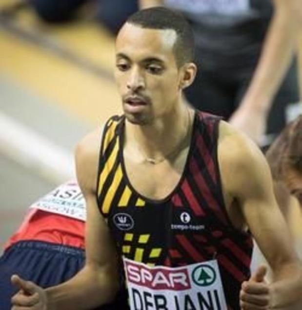 IFAM Oordegem - Isaac Kimeli et Ismael Debjani ne réussissent le temps limite sur 1.500m
