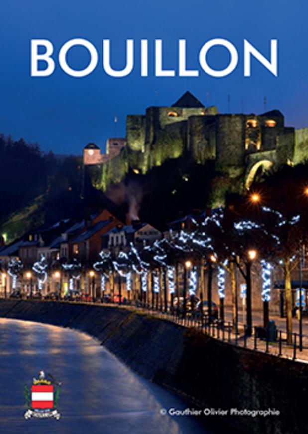 DE STAD BOUILLON STELT DE BOUILLON CITY PASS VOOR