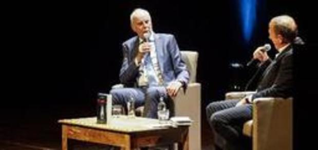 Ere-gouverneur Jan Smets van de Nationale Bank schrijft thriller