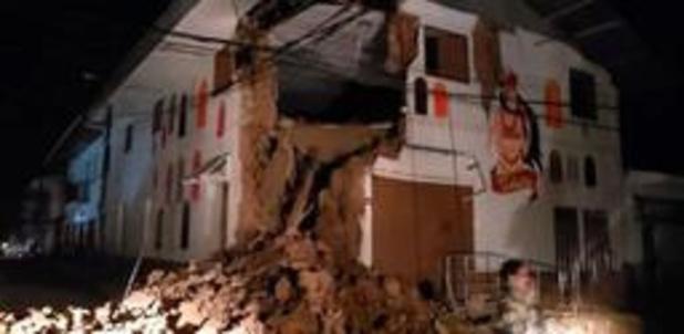 Aardbeving Peru eist dodelijk slachtoffer