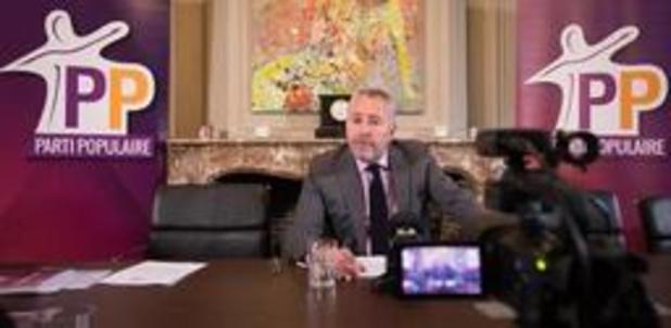 Verkiezingen19 - Partijen van Mischaël Modrikamen en Alain Destexhe halen geen enkele verkozene