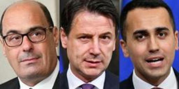 Vijfsterrenbeweging dreigt onderhandelingen af te breken