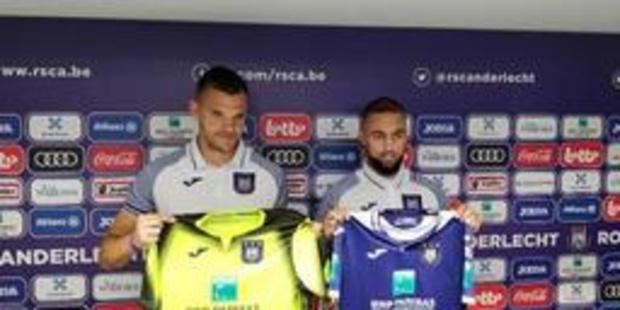 """Kemar Roofe koos voor Anderlecht omwille van project Kompany: """"Hij kon me snel overtuigen"""""""
