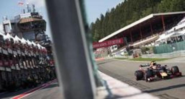 Formule 1 herdenkt Anthoine Hubert met minuut stilte