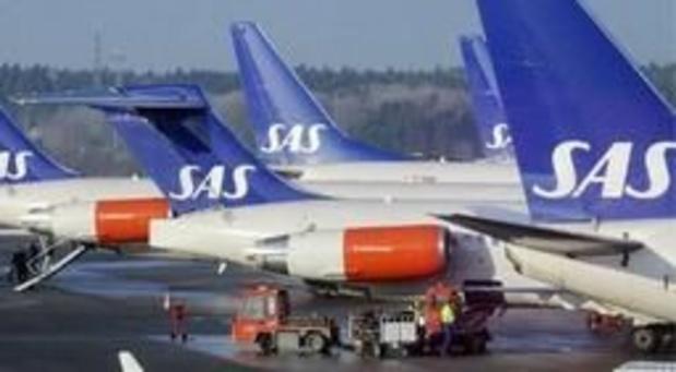 Opnieuw honderden SAS-vluchten geschrapt