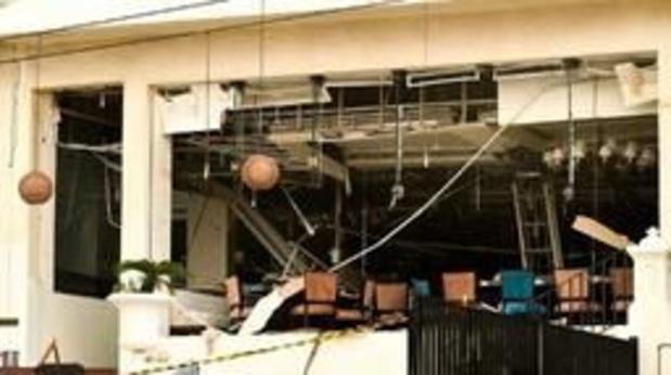 Explosies in Sri Lanka - Minstens vijf Britten gedood, ook Denen, Turken en Indiërs onder slachtoffers