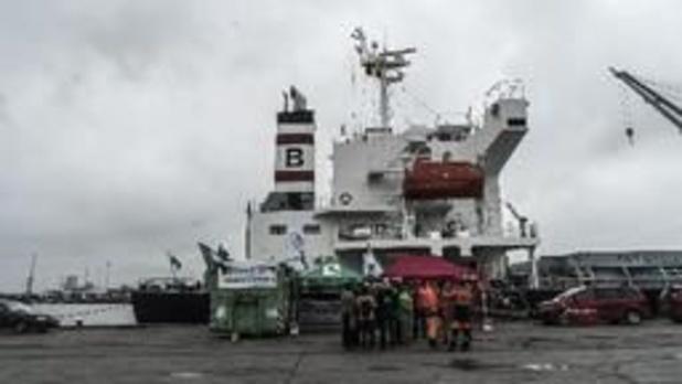 Les syndicats dénoncent à Gand les mauvaises conditions de travail des équipages marins