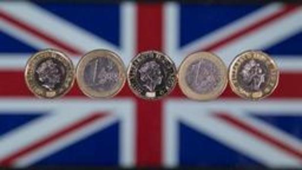 Het Britse pond is te fors gestegen