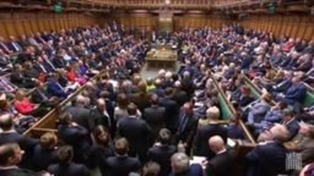 Le Parlement britannique a rejeté l'accord de retrait pour la troisième fois