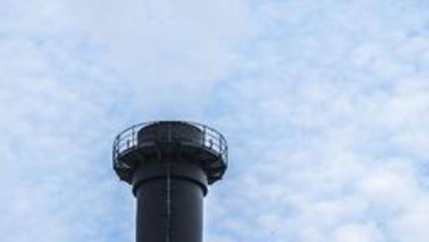 Koeltoren Stora Enso is officieel geregistreerd bij Vlaamse overheid