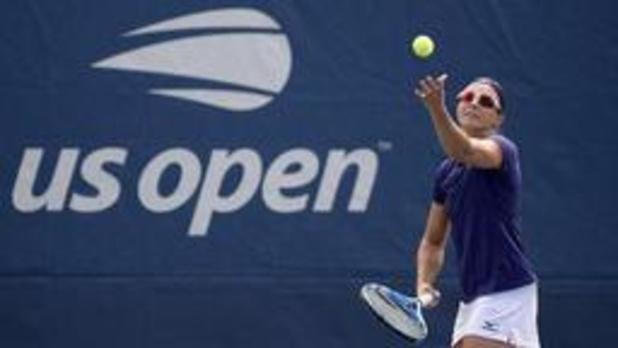 US Open - Kirsten Flipkens moet koffers pakken