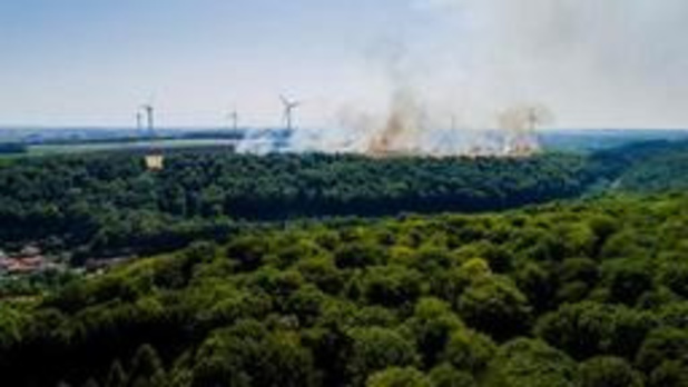Branden verwoesten 6.500 hectare aan akkers en bossen in Frankrijk