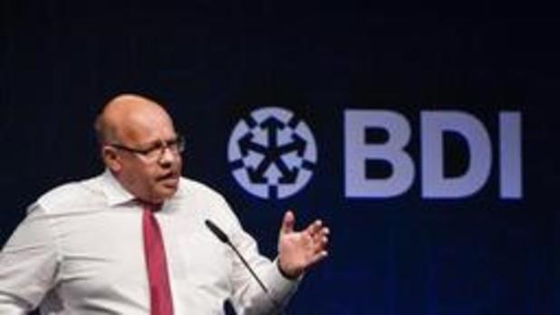 Duitse minister van Economie naar VS: handelsconflict bovenaan agenda